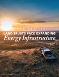 Land Trusts Face Expanding Energy Infrastructure