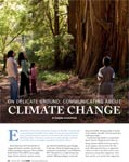 On Delicate Ground: Communicating about Climate Change cover